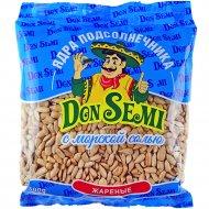 Ядра подсолнечника «Don Semi» жареные с морской солью, 300 г.