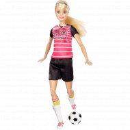 Кукла «Barbie» Футболистка, DVF69