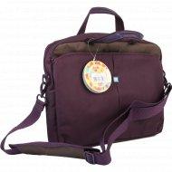 Компьютерная сумка «Continent Deep Purple» CC-013.