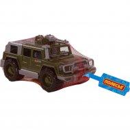 Игрушка автомобиль - джип «Защитник» военный.