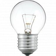 Лампа «Philips Stan» 40W, E27, 230V, P45 CL.