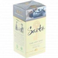 Чай «Saito» earl grey song, бергамот, 25 Х 1.7 г.