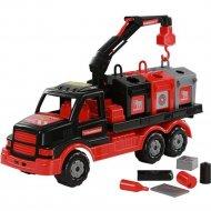 Игрушка автомобиль - контейнеровоз «Маммоет».