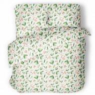 Комплект постельного белья «Samsara» Листья, двуспальный, 200-27