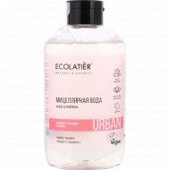 Мицелярная вода «Ecolatier» Urban цветок орхидеи и роза, 600 мл