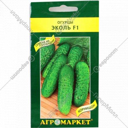 Семена огурца «Эколь F1» 10 шт.