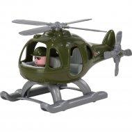Игрушка вертолет «Гром» военный.