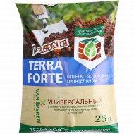 Грунт «Terra Forte» здоровая земля, 25 л.