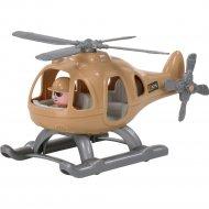 Игрушка вертолет «Гром-Сафари» военный.
