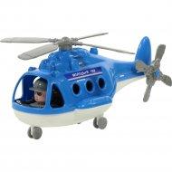 Игрушка вертолет «Альфа» милиция.