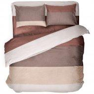 Комплект постельного белья «Samsara» Полосы, Евро, 220-28