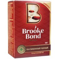 Чай чёрный «Brooke Bond» листовой 100 г.