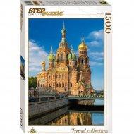 Пазл «Step Puzzle» 83055 «Храм Спаса на Крови»