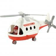 Игрушка вертолет «Альфа» скорая помощь.