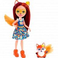 Кукла «Enchantimals» с питомцем, FXM71