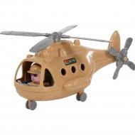 Игрушка вертолет «Альфа-Сафари» военный.