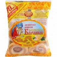 Баранки «Волжские» со вкусом ванили, 350 г.