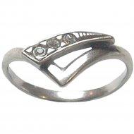 Кольцо «Jenavi» Уголок, A3143000, р. 17