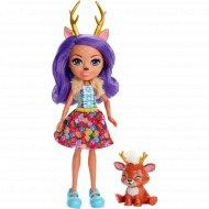 Кукла «Enchantimals» с питомцем, FXM75