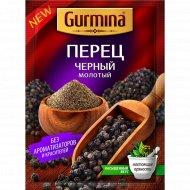 Перец черный «Gurmina» молотый, 20 г.