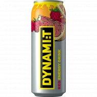 Напиток «Dynami:T» Red Energy Drink, 0.5 л.