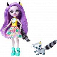 Кукла «Enchantimals» с питомцем, GFN44