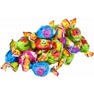 Конфеты с желейными корпусами «Бумсики» ассорти, 1 кг., фасовка 0.3-0.4 кг