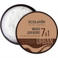 Маска для волос «Ecolatier URBAN» какао и жожоба, 380 мл.