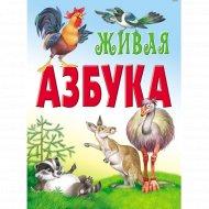 Книга «Азбука в картинках».