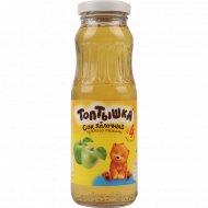 Сок яблочный «Топтышка» 250 мл.