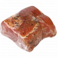 Продукт из свинины «Полендвица Деревенская Элит» сыровяленый, 1 кг., фасовка 0.3-0.45 кг