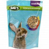 Корм «Baks» для кроликов, 500 г.