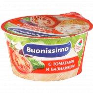 Крем «Buonissimo» с творогом и томатами с базиликом, 120 г.