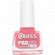 Лак для ногтей «Quiss» Pro Color, тон 23, 6 мл.