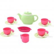 Набор детской посуды на четыре персоны «Полесье» 16 элементов.