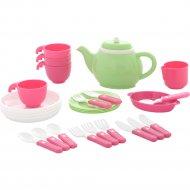 Набор детской посуды на четыре персоны «Полесье» 28 элементов.
