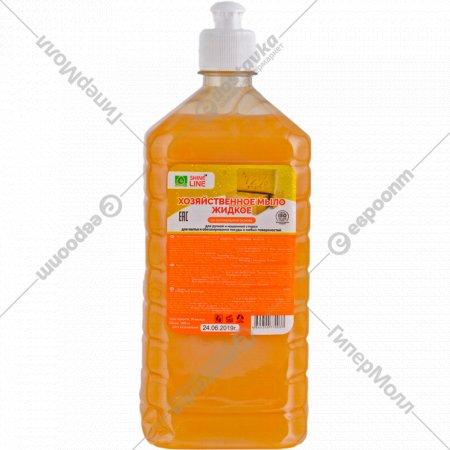Мыло хозяйственное «Shine Line» жидкое, 1 л.