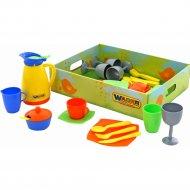 Набор детской посуды «Праздничный».