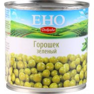 Горошек зеленый «Добрада» Eho, 400 г.