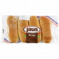 Булочка для хот-дога «Jaus» 4 шт, 250 г