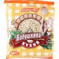 Крупа перловая «Бабушкина кухня» ячменная, 500 г.