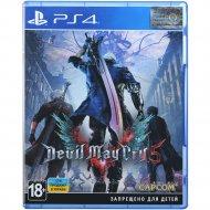 Игра для консоли «Sony» PlayStation 4, Devil May Cry 5