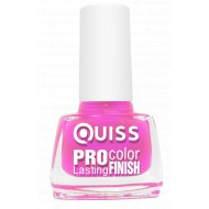 Лак для ногтей «Quiss» Pro Color, тон 24, 6 мл.