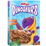 Готовый завтрак «Dinosaurs» шоколадные лапы и клыки, 220 г.