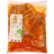 Изледие из мясное свинины «Ребрышки в маринаде» охлажденное, 1 кг.
