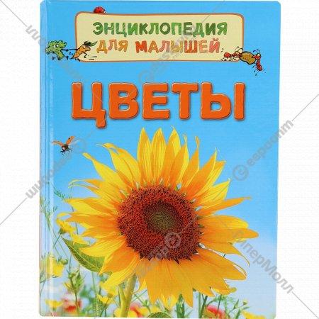 Энциклопедия «Цветы» для малышей.