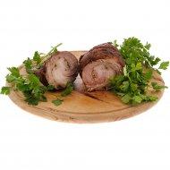 Бочек свиной запеченный «Из печи» охлажденный, 1 кг, фасовка 0.55-0.8 кг