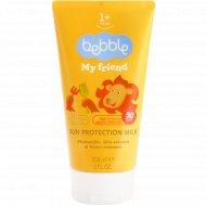 Молочко солнцезащитное «Bebble My Friend» SPF50, 150 мл.