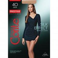 Колготки женские «Conte» Prastige, размер 3, 40 den, Nero