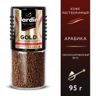 Кофе растворимый «Jardin Gold» 95 г.